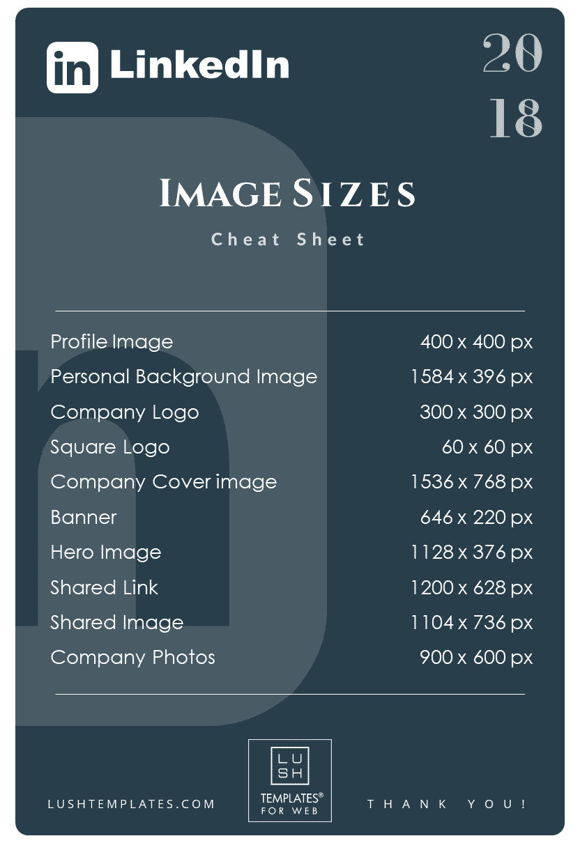 LinkedIn-Dimensions-cheat-sheet Png