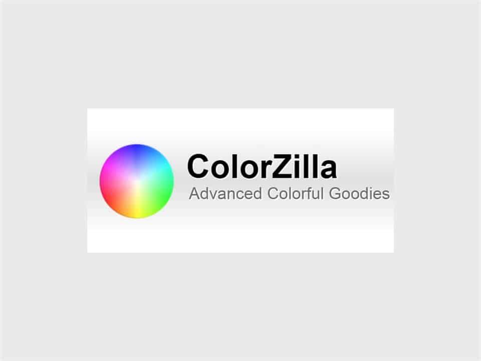 ColorZilla -SML