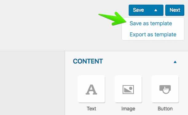Mailpoet-Save-Template