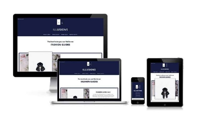 FRAMED ILLUSIONS ELEMENTOR TEMPLATES - Create beautiful websites in a few minutes
